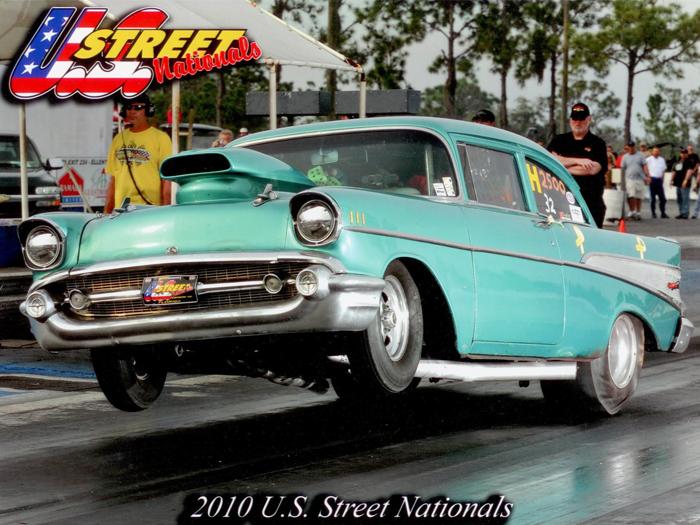Chevrolet Belair Dragrace Span Classcaryear1957span
