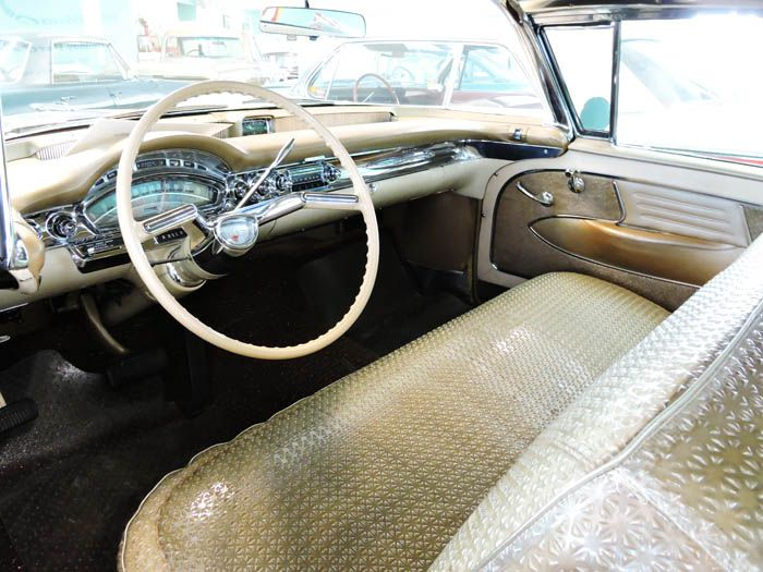 Worldofclassics Interiour Oldsmobile 98 1958